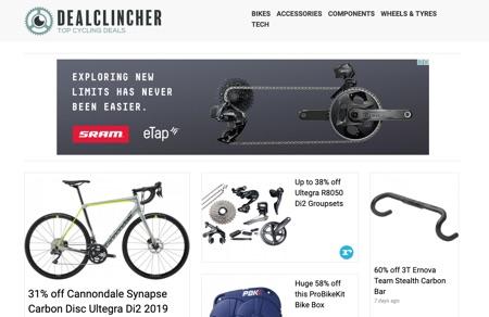 Dealclincher - bike deals