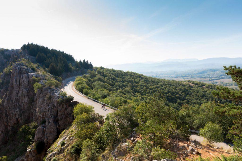 Cycling Trips in Croatia