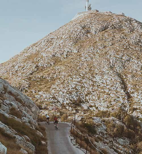 Bikenauts Biokovo Cycling Trip