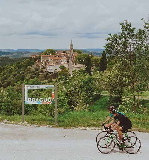 Bikenauts Istria Cycling Trip Draguc