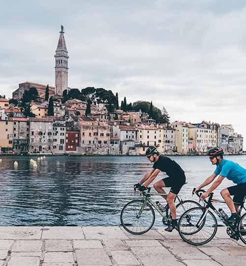 Bikenauts Istria Cycling Trip Rovinj