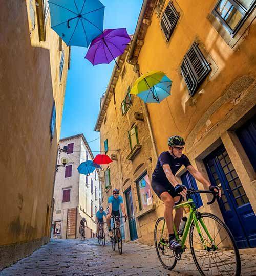 Istria - Labin - Cycling Trip