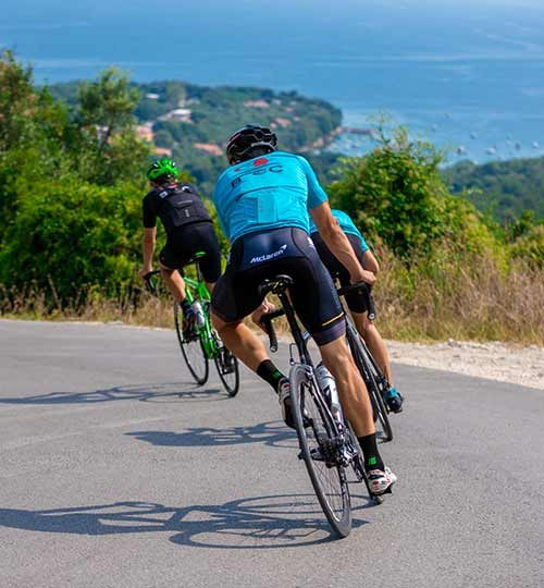 Istria - Rabac - Cycling Trip