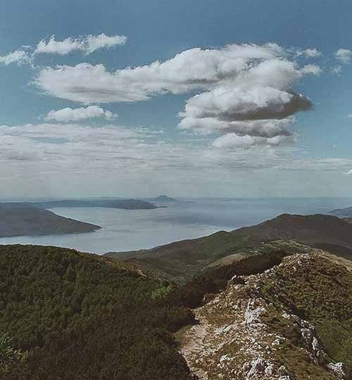 Ucka view